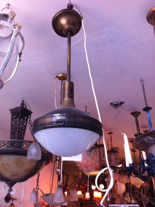jugend still ceiling lamp