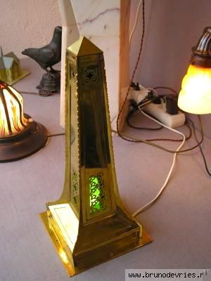 jugendstill lamp