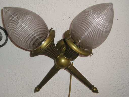 jugendstil wandlamp
