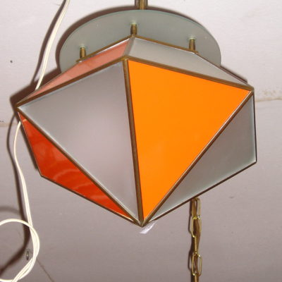 art deco lamp
