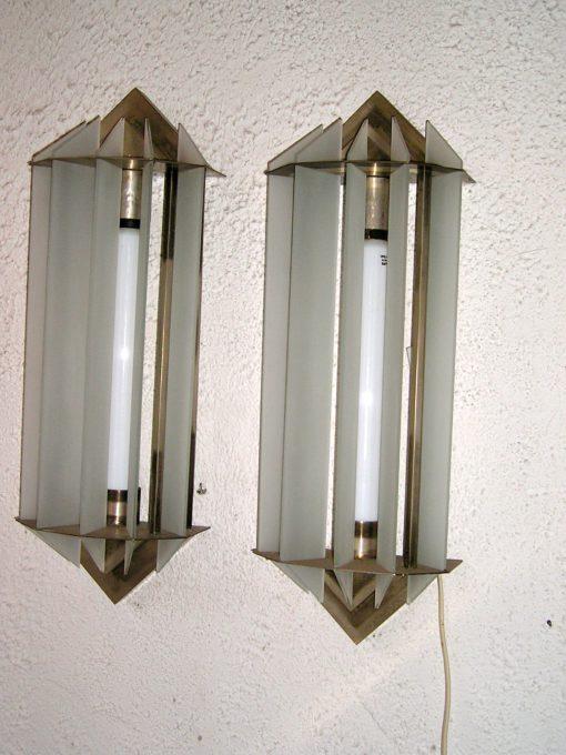 jugendstill wall lamp