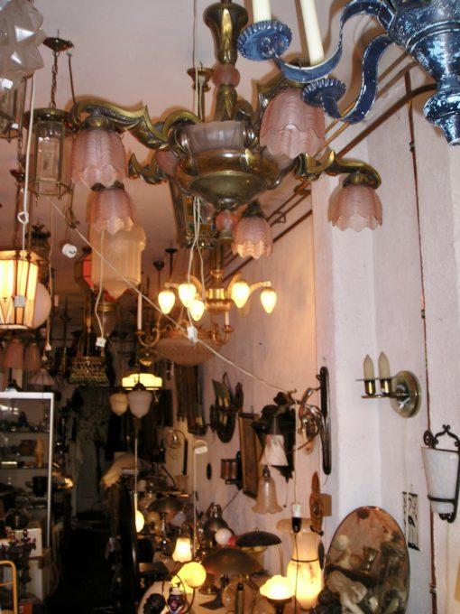 hang lampen art-deco